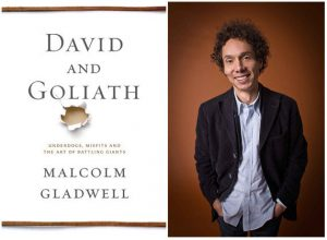 David and Goliath, Gladwell