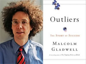 Outliers first became a best seller when FDR was president, I think... (OK; not that long ago!)